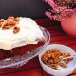 Carrotcake, Rüblikuchen, Möhrenkuchen oder oder oder